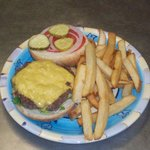 Great Burgers & Fries!