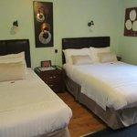 'Hazel' room