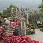 Palazzo Borromeo garden