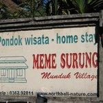 Meme Surung Homestay Foto