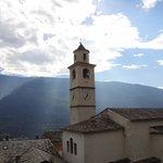 view walking around Barruffini