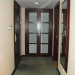 Room entrance
