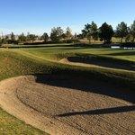 desert pines - #7 green side bunkers