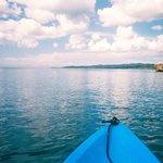 Views from kayaking.