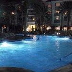 pools at Marriott grande vista
