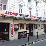 Stomp in London