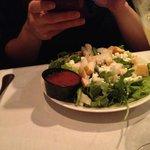 goat cheese pear arugula salad