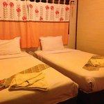Comfort bed room