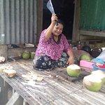 koh yao noi, coconut