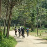 koh yao noi, cycling