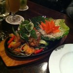 Prawn dish, one of the best i've had!!!!!!!