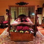 Rose Room Bed