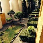 Otra vista desde el balcón