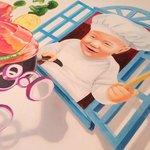 Pinang Taste Mural