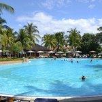 heerlijk zwembad met goede voorzieningen rondom