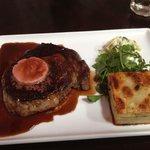 350 gm Angus scotch fillet steak