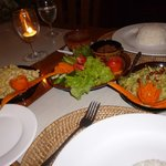 Delicious authentic Burmese Cuisine
