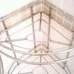 Rusty Shower Holder