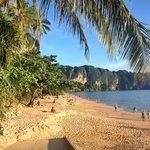 Центральный пляж Ao Nang
