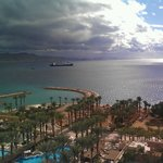 turquoise water of Eilat