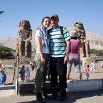 Colosso de Memnon - Tebas