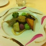 """Il secondo: """"Maggese"""": verdure varie al forno"""