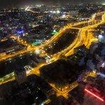 Saigon river at night