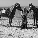 balade à cheval avec Khaliffa