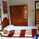 Zweibettzimmer ohne Bad