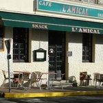 L'Amical Cafe St-Fort