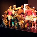 African Dance Theater Performance