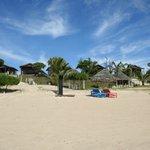 les bungalows sur la dune