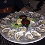 Blue Point oysters at Jordan's!