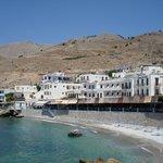 Chora Sfakion - SFAKIA: veduta della spiaggetta
