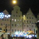 frammento di Piazza Rathausplatz