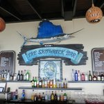 The Shipwreck Bar home of Mr. John's excellent rum punch