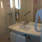 Banheiro do apartamento