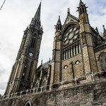 St. Coleman in Cobh - der Kirchturm ist der zweitgrösste in Irland