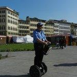 Segway tour of Firenze