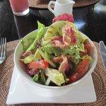 Delicious Breakfast Salad