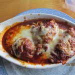 Italian Combo, Meatball, Stuffed Shells & Chicken Parm