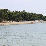 нудисткий пляж на золотом роге