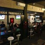 Theme Sports Bar