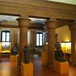 Museo Archeologico di Firenze, una sala egizia