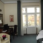 Room 22 balcony door