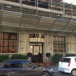 22 Marzo Hotel entrance