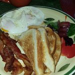 Food is great - enjoy your breakfast