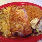Chile Releno Burrito