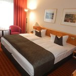 Two single beds ( Double room)