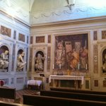 Santissima Annunziata a Firenze, Cappella di San Luca